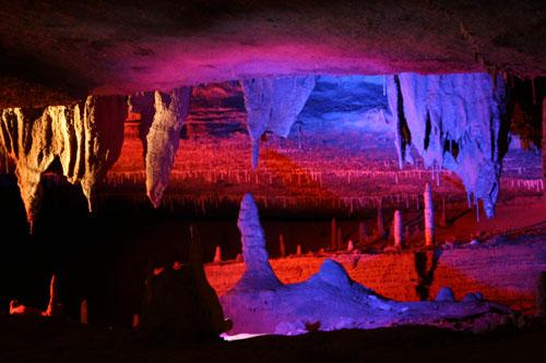 Forbidden Caverns of Sevierville, TN