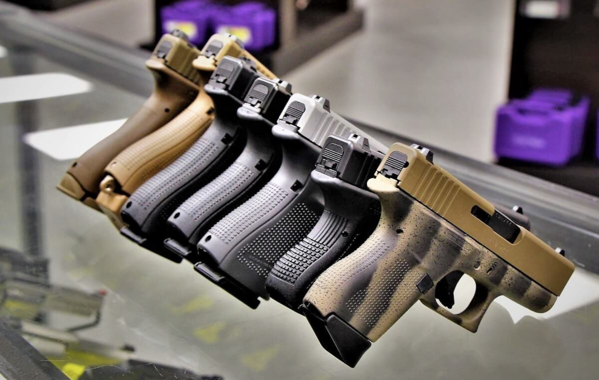 Gun Selection for things to do in Sevierville, Tennessee