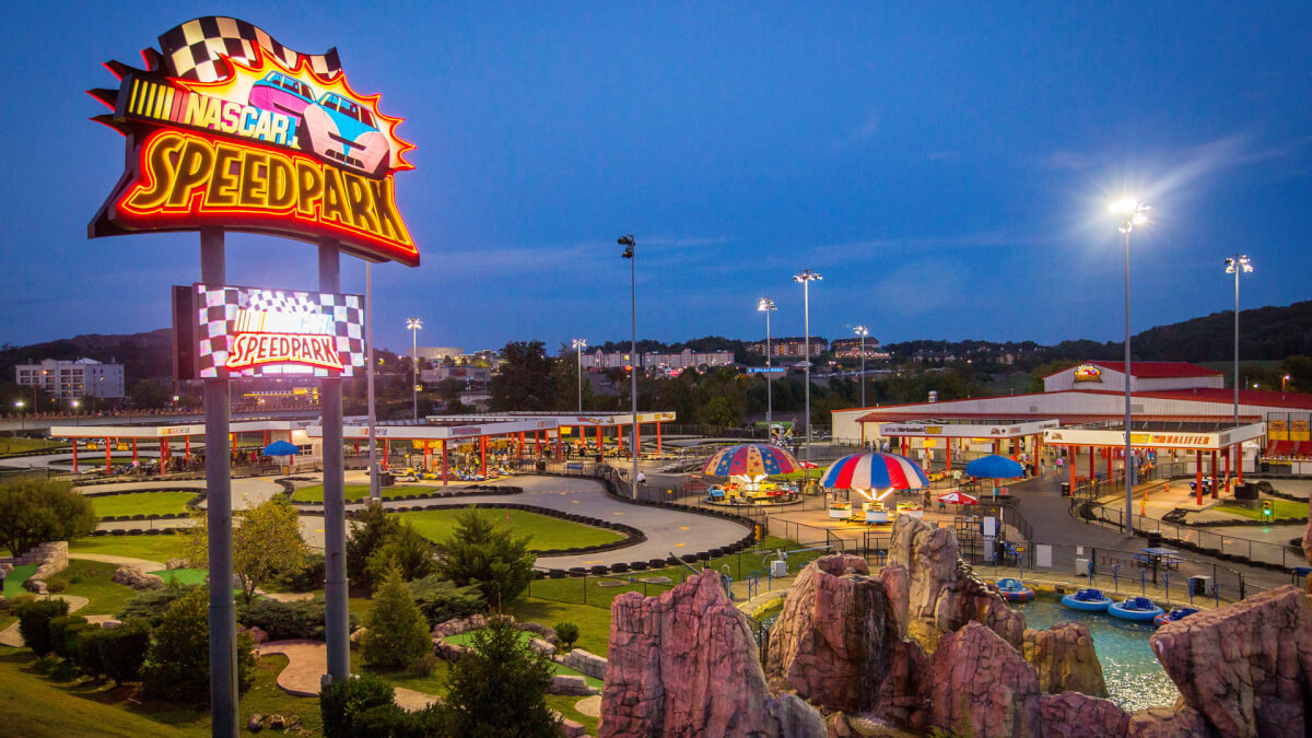 NASCAR SpeedPark - Things to Do in Sevierville, TN
