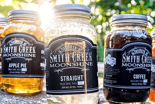 Smith Creek Moonshine - Attractions for Adults in Sevierville