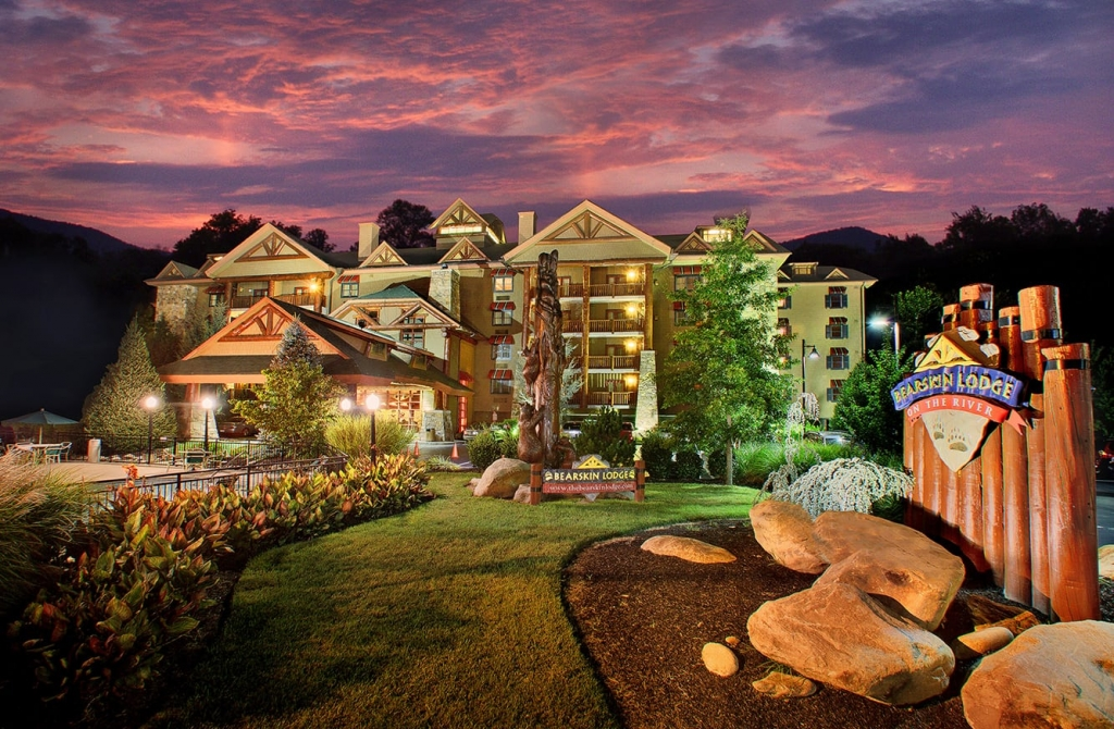 Places to Stay - Bearksin Lodge - Gatlinburg, TN