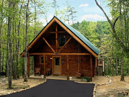Places to Stay - Bluff Mountain Cabin Rental - Gatlinburg, TN