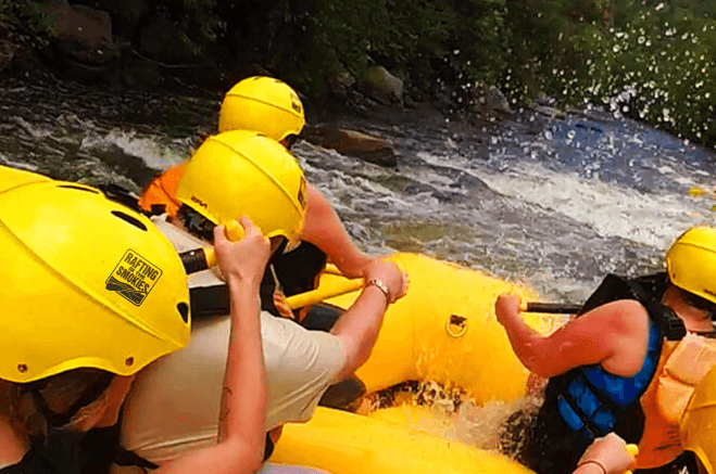 Rafting In The Smokies - Gatlinburg Adventure