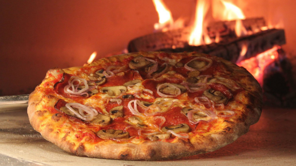 Wood-Fired Pizza from Big Daddy's Pizzeria