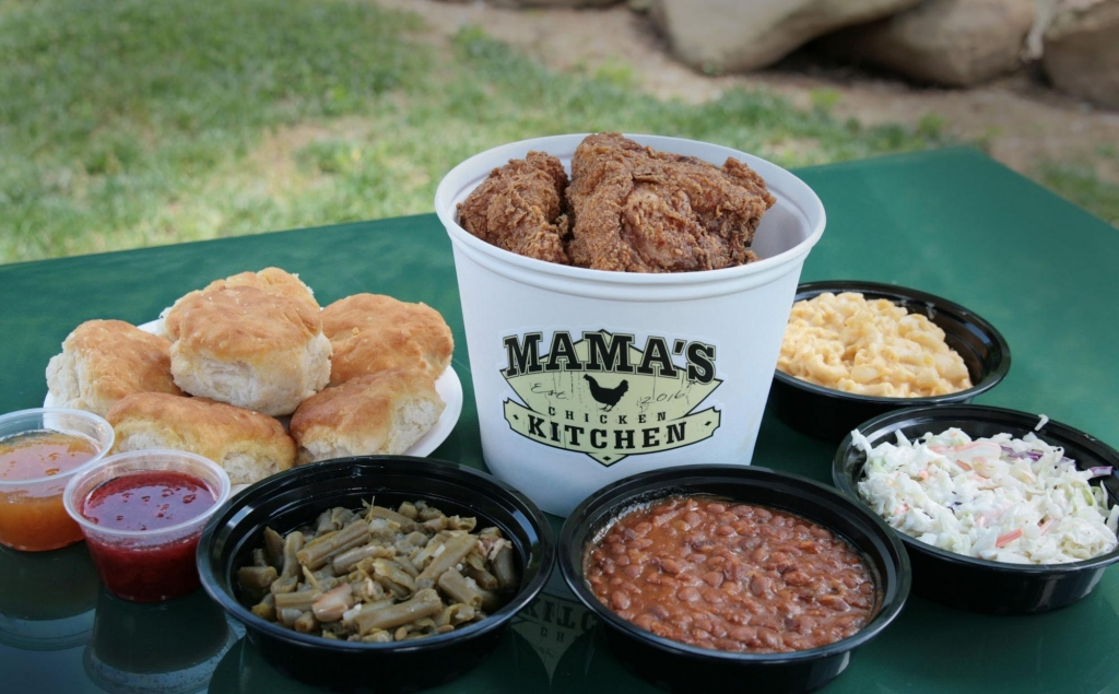 Southern food to-go - Mama's Chicken Kitchen