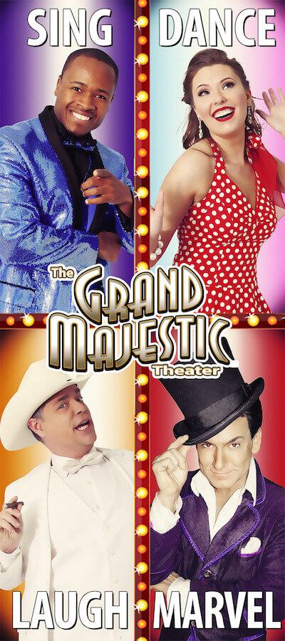 The Grand Majestic Theater