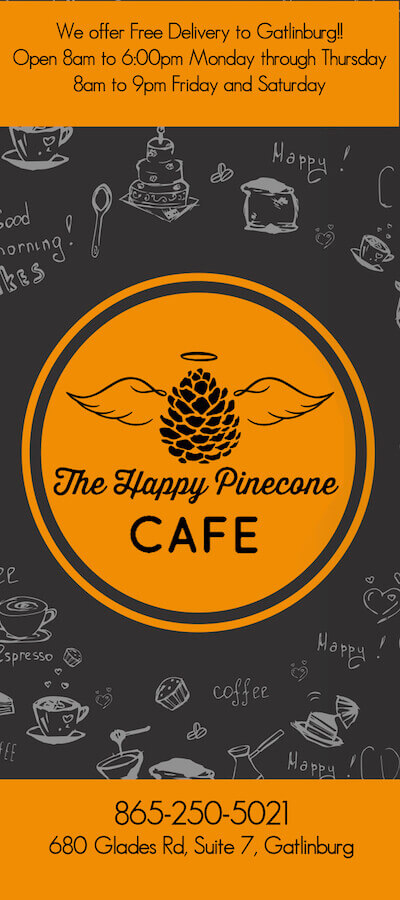 The Happy Pinecone Cafe