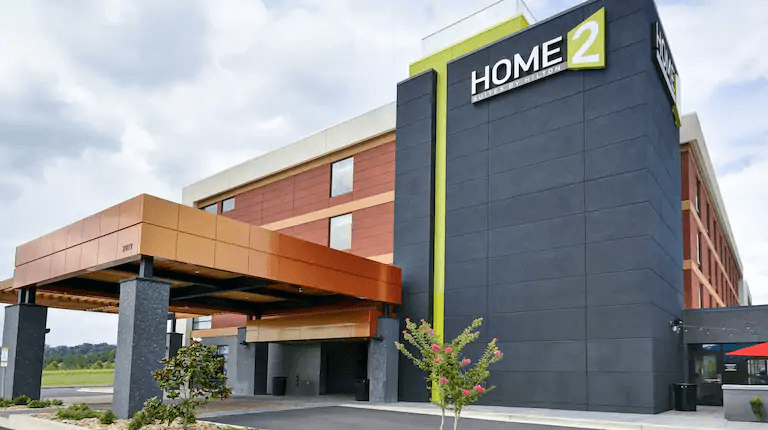 exterior view - Home2 Suites by Hilton