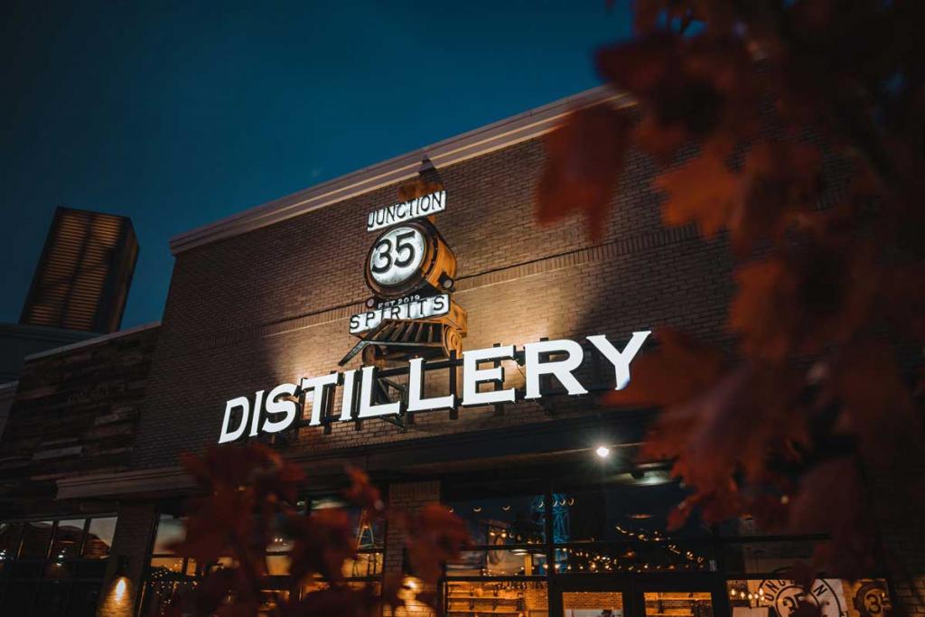 Junction 35 Spirits Distillery