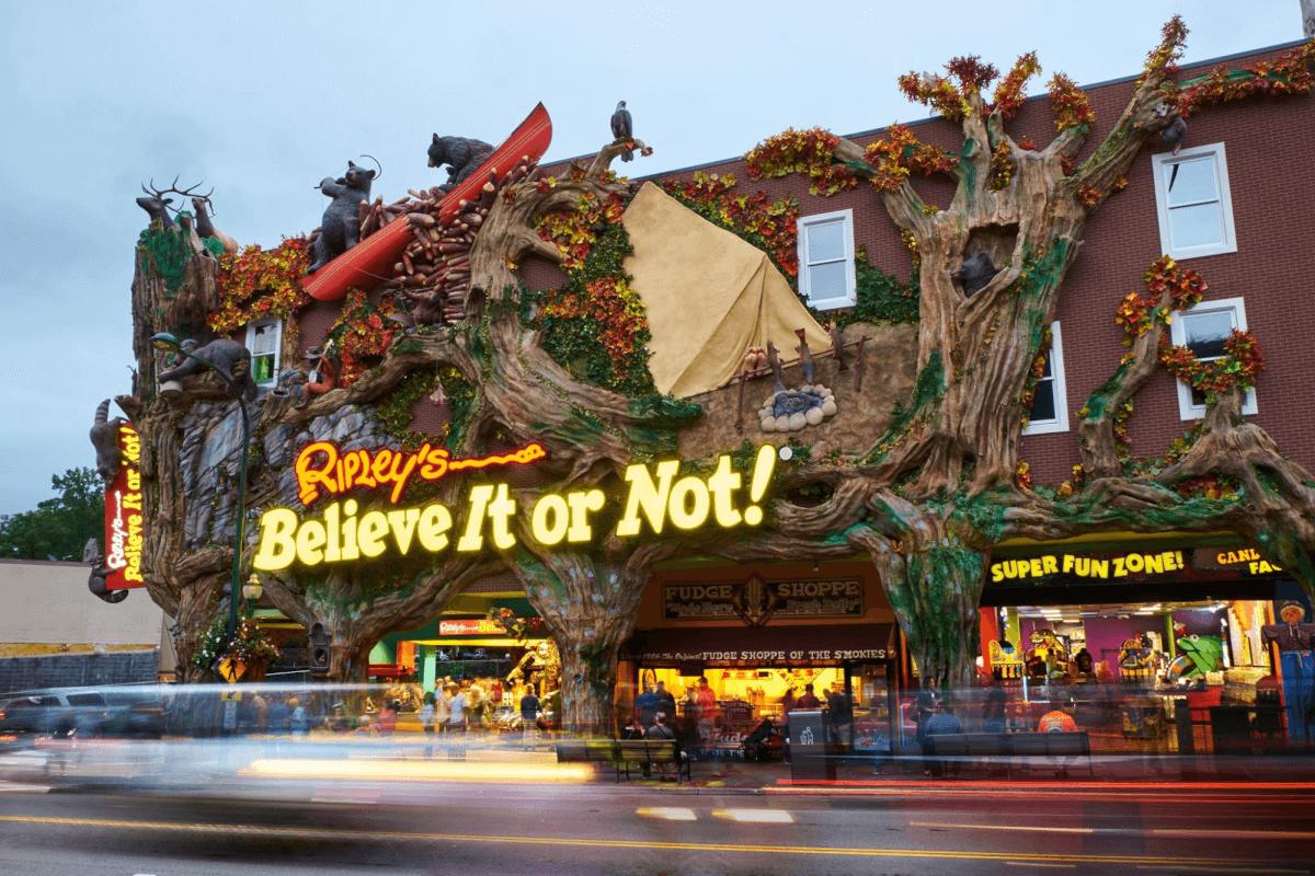 Ripley's Believe It or Not! Gatlinburg, TN