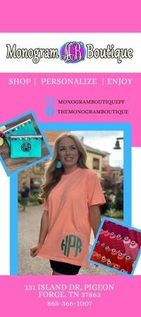 The Monogram Boutique