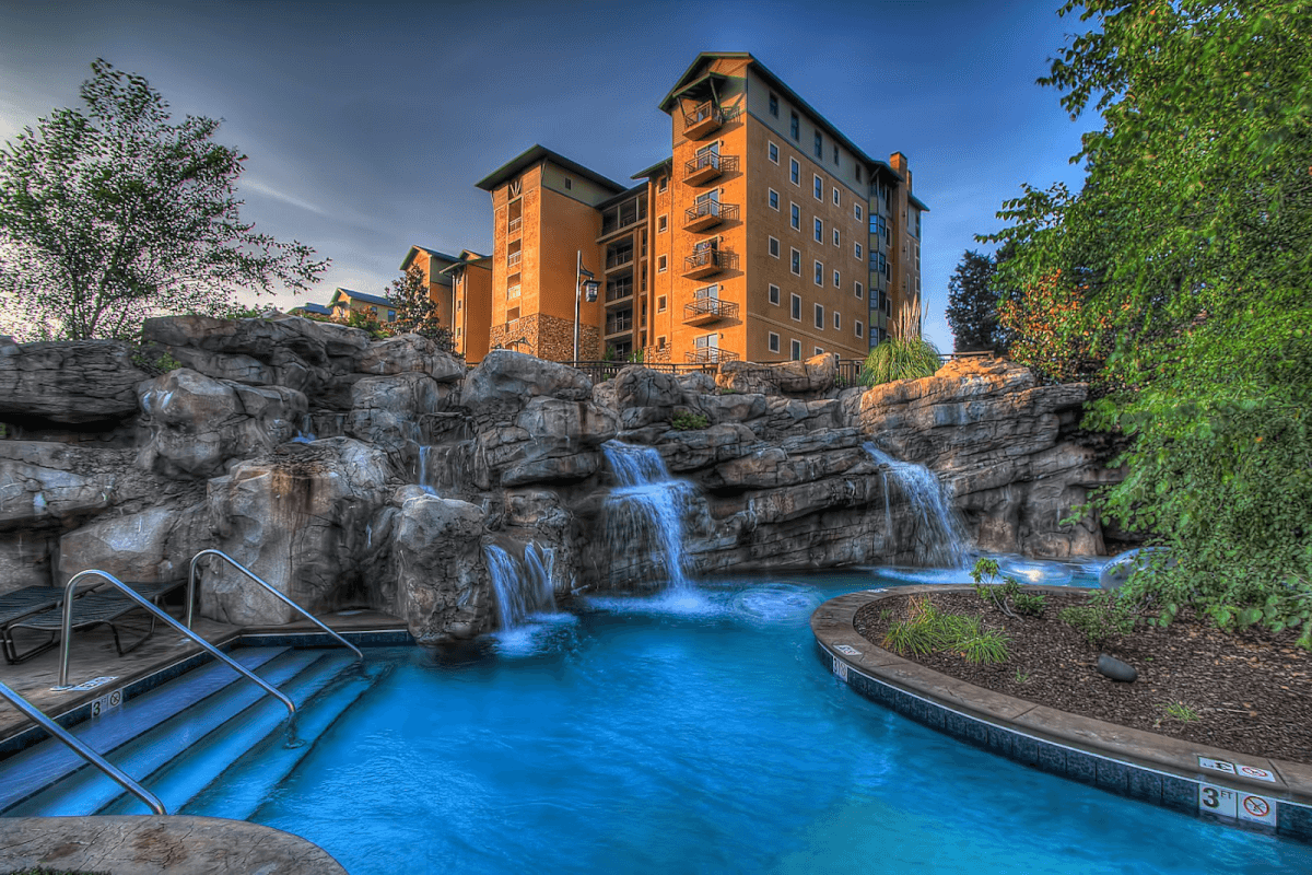RiverStone Resort - Pigeon Forge, TN