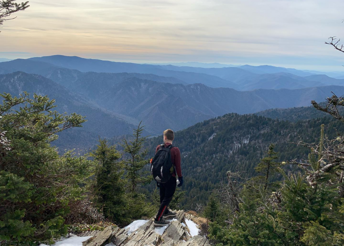 outdoor adventures in the Great Smoky Mountains