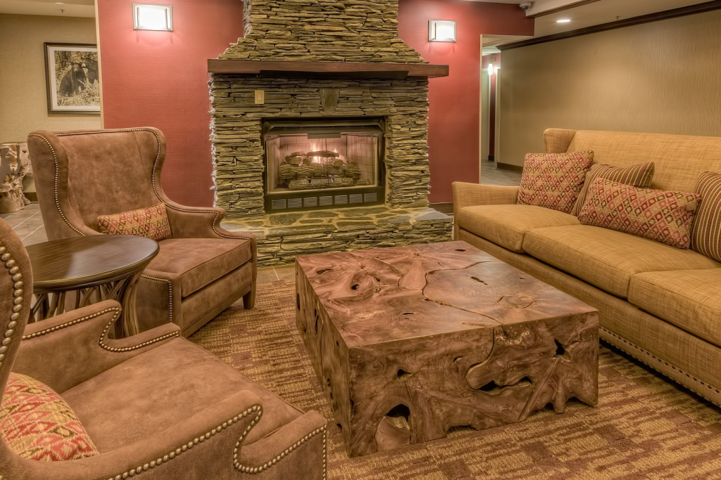 lodging options in Pigeon Forge