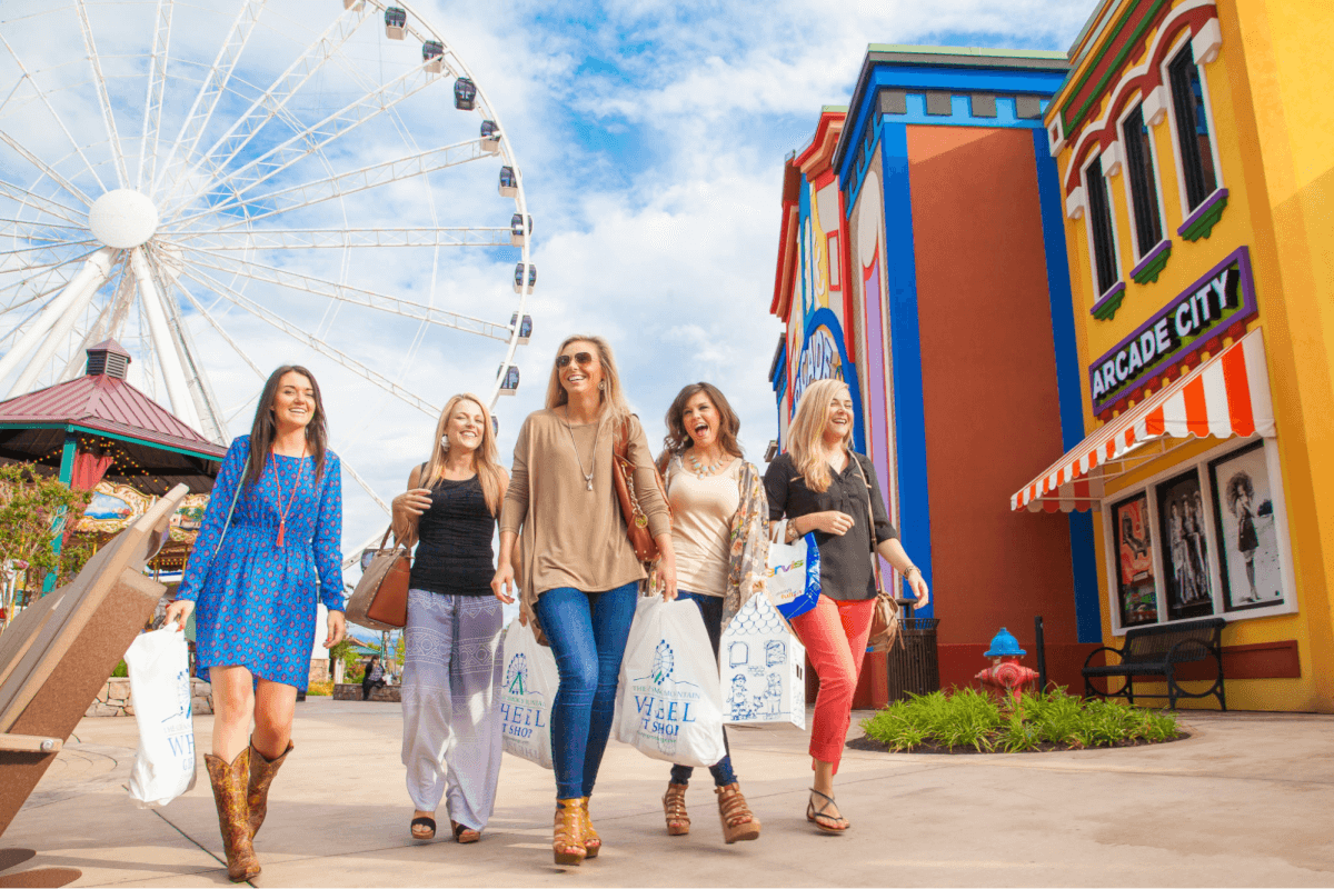 top places to shop in the Smokies