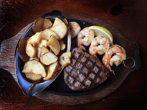 Alamo Steakhouse - Gatlinburg Tennessee Foodies