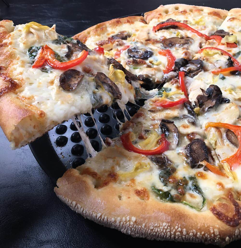 Wood-Fired Pizza from Big Daddy's Pizzeria - Pigeon Forge