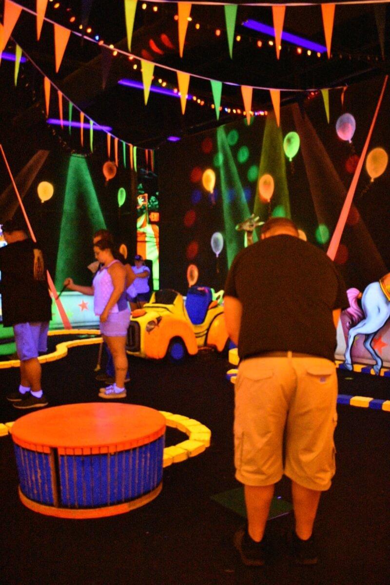 Circus Golf - Family Fun in Gatlinburg, TN