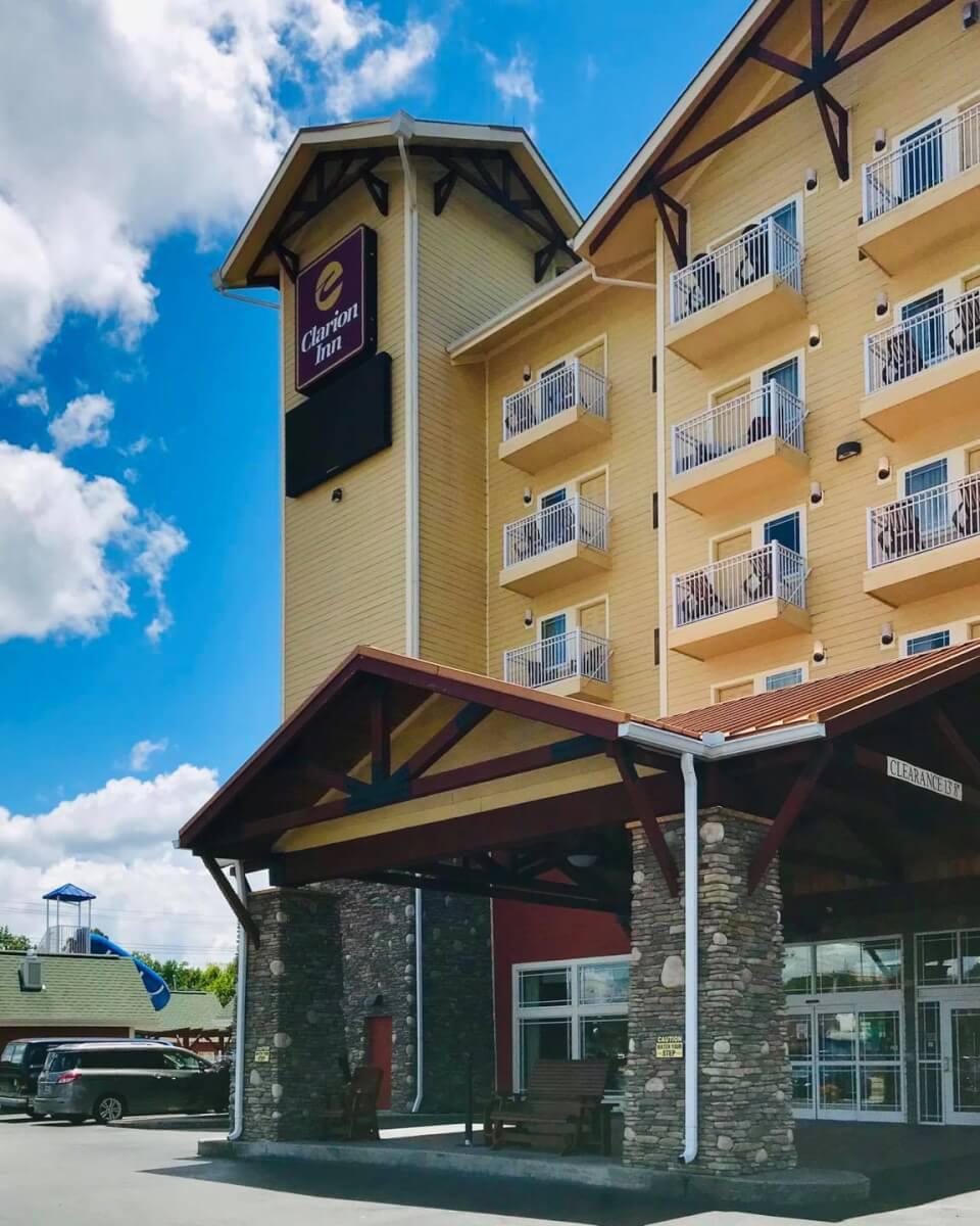 Clarion Inn - Dollywood Area