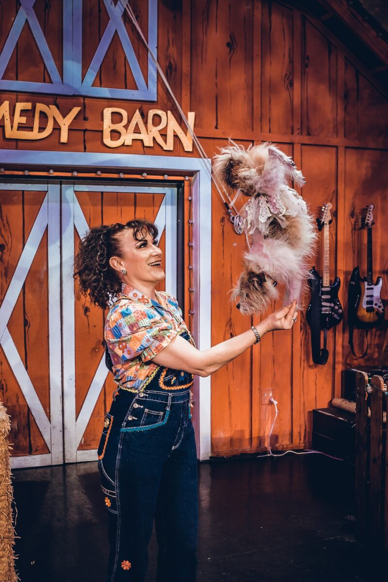 The Comedy Barn - Pigeon Forge Comedy & Entertainment