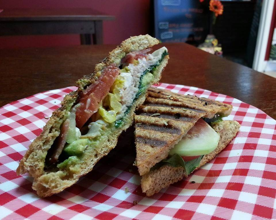 panini from Healthy Balance Meals of Sevierville, TN