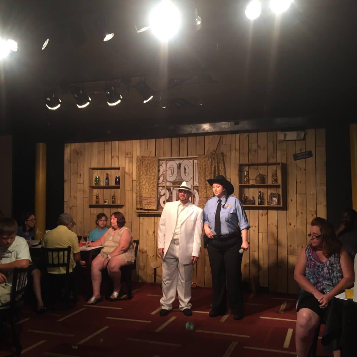 Murder Mystery Dinner Show - Pigeon Forge, TN