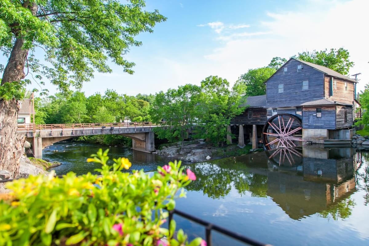 Mill in Pigeon Forge