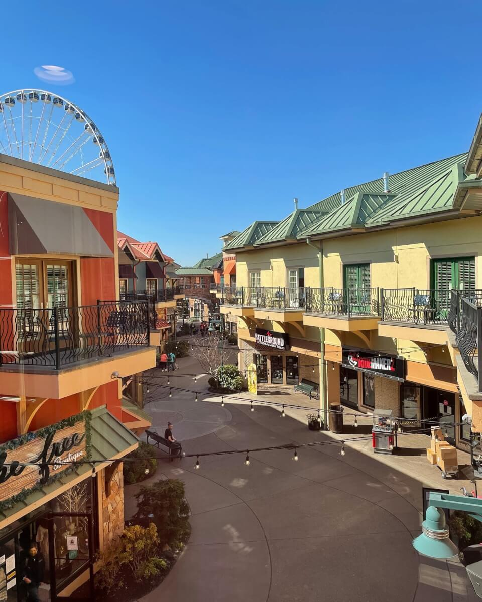 shops in Pigeon Forge