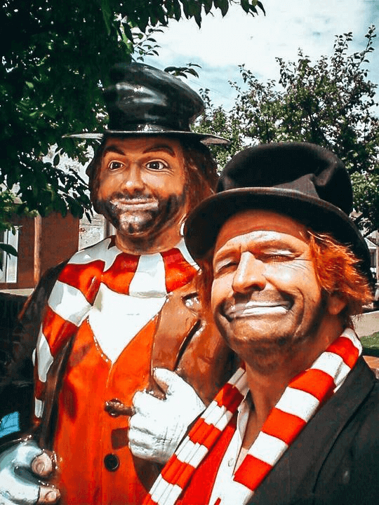 Red Skelton Tribute - Pigeon Forge Entertainment