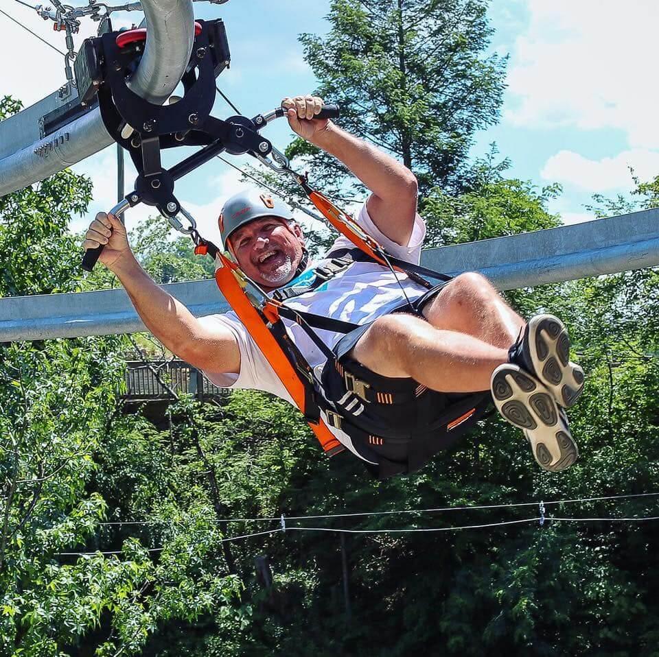 Rowdy Bear Mountain Glider - Gatlinburg, TN