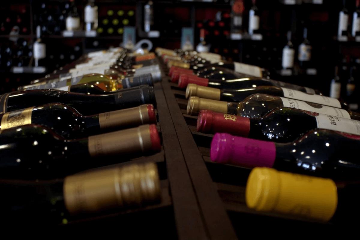 Wine Tasting at Tennessee Homemade Wines