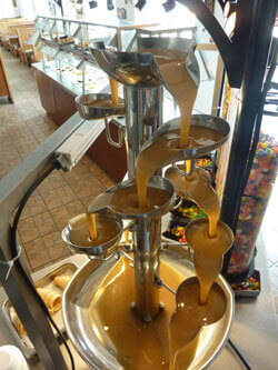 Interior view of buffet at Wood Grill Buffet - Pigeon Forge