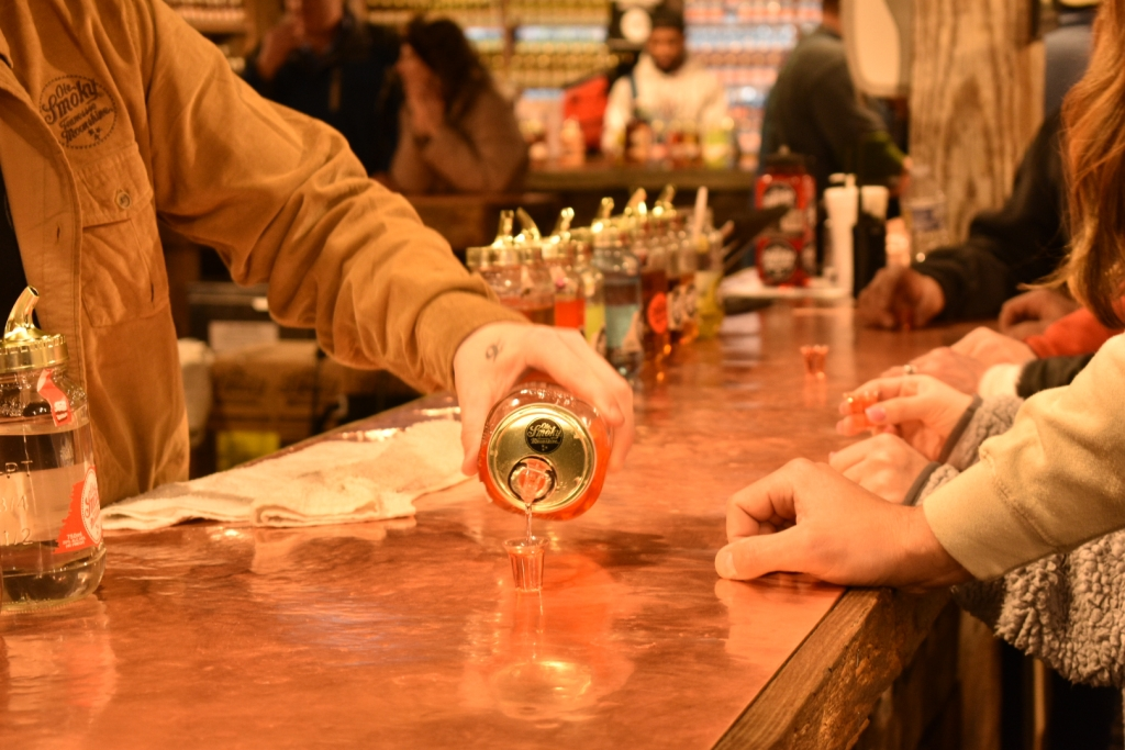 Ole Smoky Moonshine & Whiskey Distillery